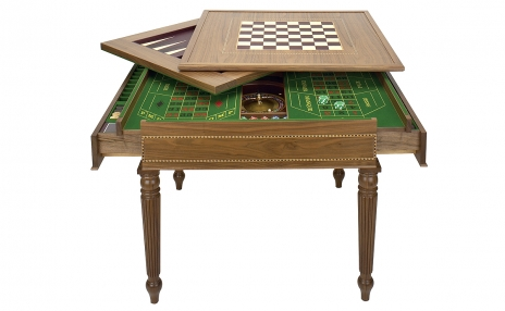 Traditional 8 game table zontik games for Table 6 games