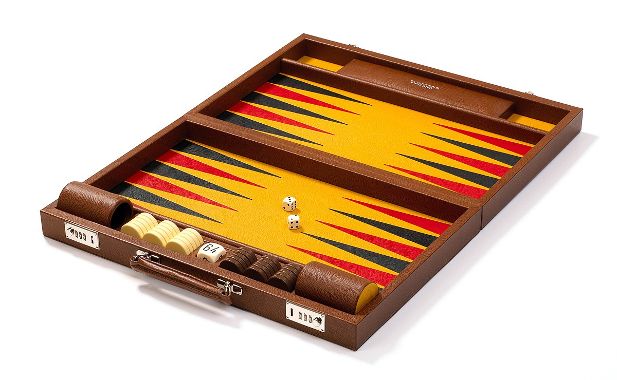 Backgammon magriel