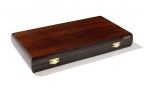 Palisander Backgammon Set with Double Inlays (4)