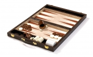Cork Crocodile Backgammon Set (5)