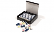 Color Dominoes Set with Dibonded Case (5)