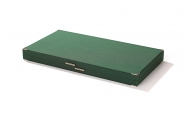Backgammon Set in Green Cialux (5)