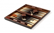 Ebony Wood Backgammon Set (4)