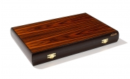 Palisander Backgammon Set with Racks (4)
