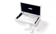 Swarovski Crystal Dominoes in Alligator Case (7)