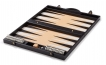 Leather Backgammon Board in Black (3)