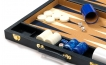 Cork Backgammon Set in Blue (2)