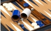 Cork Tabletop Backgammon Set in Blue (2)