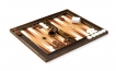 Cork Tabletop Backgammon Set in Brown (4)