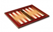 Cork Tabletop Backgammon Set in Red (3)