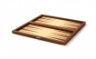 Backgammon Set in Brown Cialux (4)