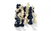 Chess Pieces in Blue (1)