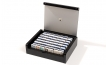 Color Dominoes Set with Dibonded Case (3)