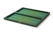 Backgammon Set in Green Cialux (4)