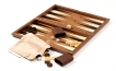 Wood Backgammon Set in Royal Walnut (2)