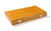 Oak Tree with Double Wedges Backgammon Set (4)