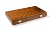 Greek Walnut Backgammon Set with Double Inlays (4)