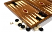 Greek Walnut Backgammon Set (2)