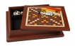 Scrabble Set in Leather - Espresso (3)