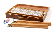 Mah Jong Set in Camphor Wood Case (4)