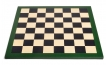 Green Leather Chess Board