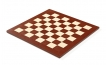 Leather Chess Board in Brown